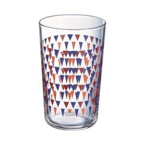 LUMINARC ARTIFICIA TRIGONE ljubičasta čaša 3/1 30cl Sweet Home Port