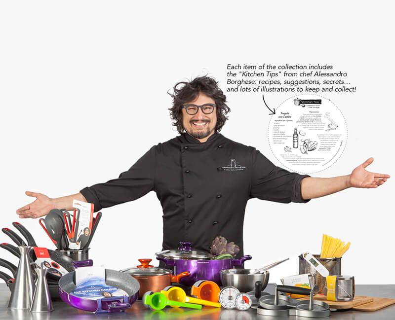 Chef Borghese srbija prodaja