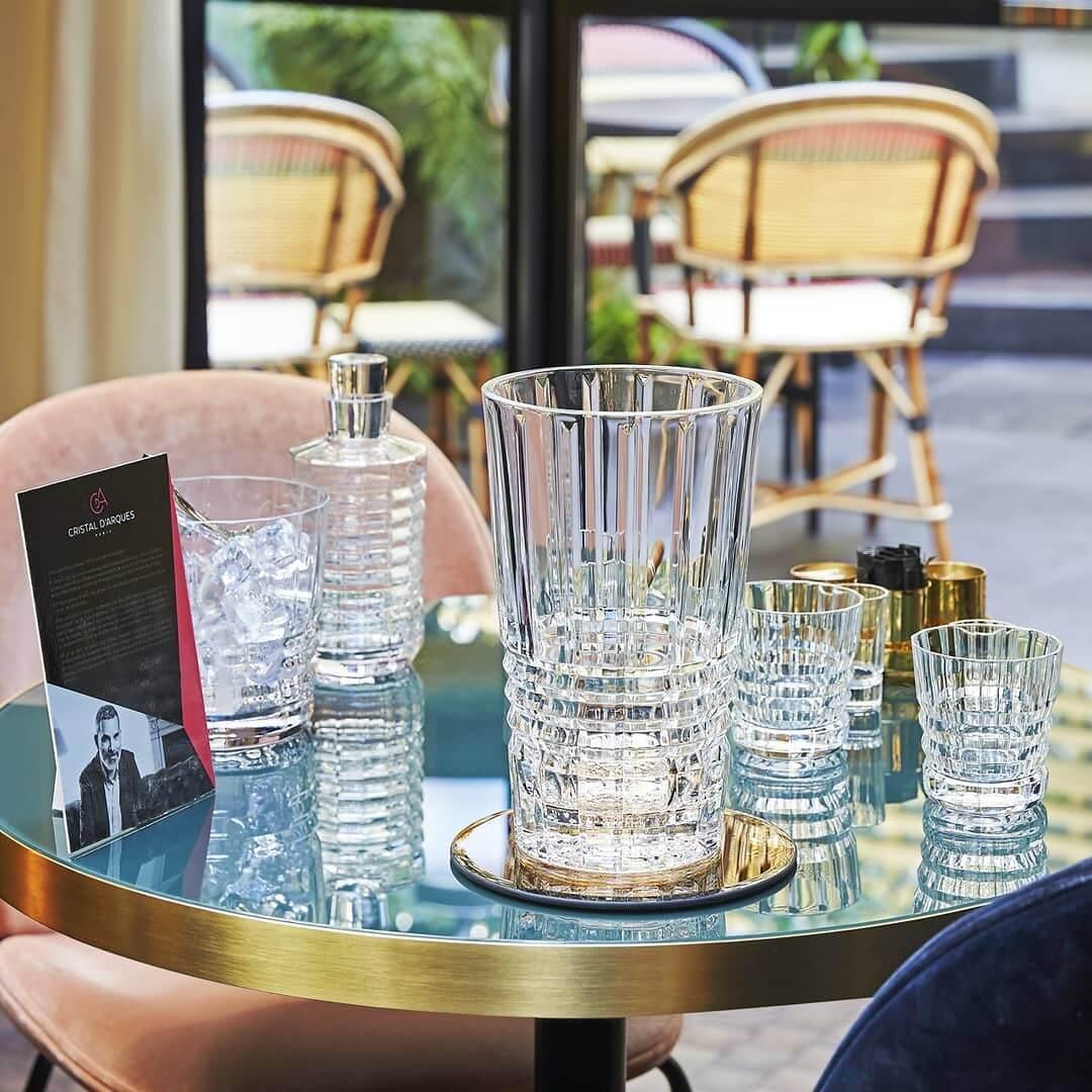 Cristal d'Arques kristal čaše
