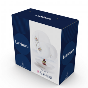 LUMINARC FLORE SET Tanjira