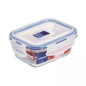 LUMINARC- PURE BOX ACTIVE 38 + POKLOPAC, pravougaona - Sweet Home Port